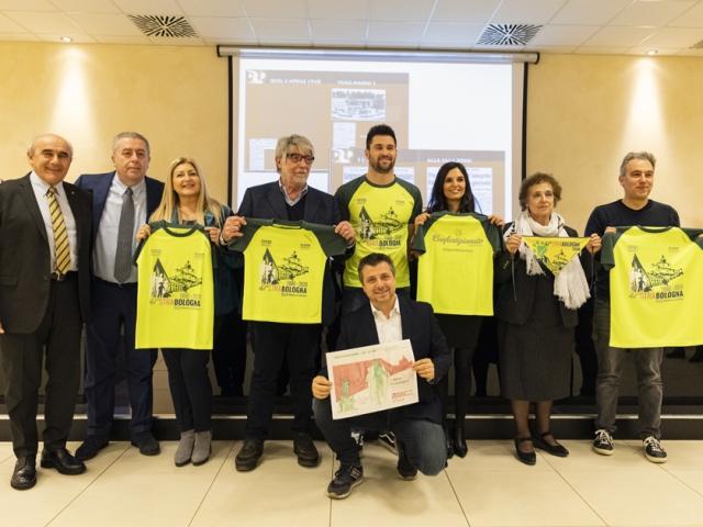 La StraBologna torna il 17 maggio con una maglia giallo fluo!
