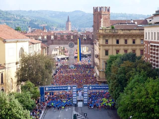Giulietta&Romeo Half Marathon, il nuovo percorso profuma di storia