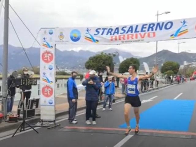 Strasalerno, Lembo e Capasso campioni regionali dei 21,097 km
