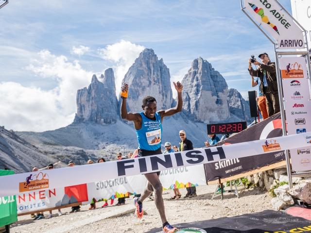 Le iscrizioni alla Südtirol Drei Zinnen Alpine Run 2021 vanno a pieno ritmo