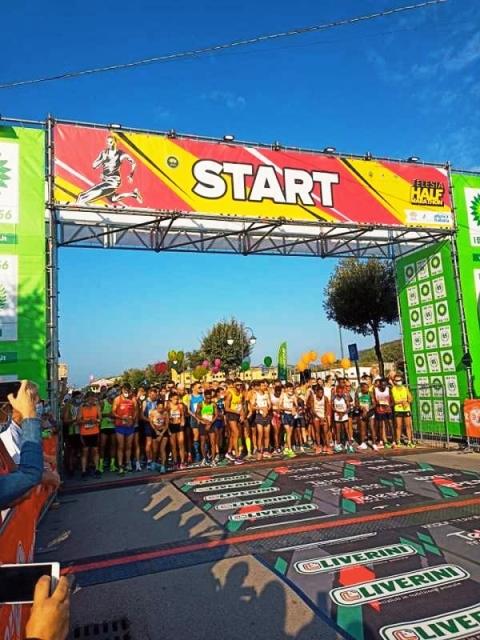 6ª Telesia Half Marathon: vincono Mkungo e Mukadanga