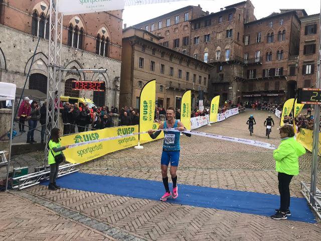 7^ Terre di Siena Ultramarathon, Davide Colgan fa tripletta nella 50Km