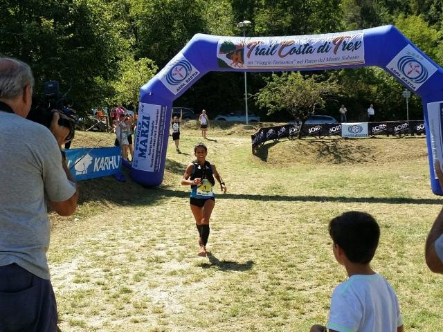 Trail Costa di Trex, sarà rivincita del 2019