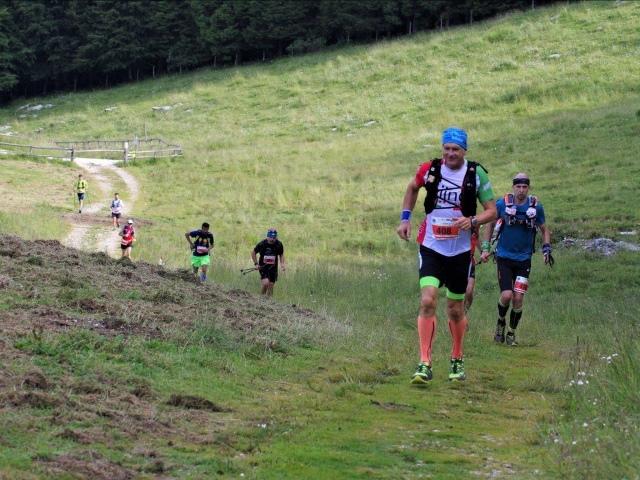Ecco il Trail dei Cimbri. In 400 di corsa tra monte Pizzoc e Cansiglio