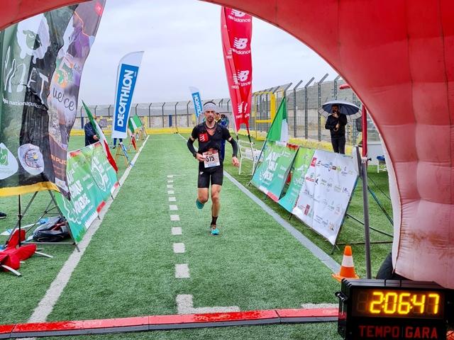 L'atleta bergamasco Luca Cagnati si aggiudica il IX Trail delle 5 Querce