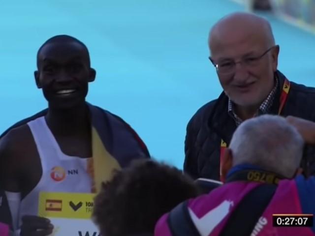 World Record 10K di Joshua Cheptegei a Valencia 2019